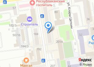 Компания «КОРОЛЕВА» на карте