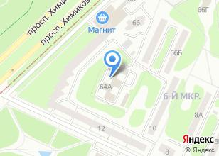 Компания «ЭнергоПромСервис» на карте