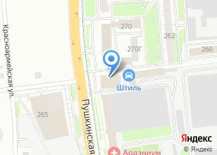 Компания «Якудза» на карте