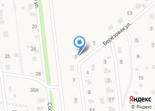 Компания «Строящийся жилой дом по ул. Берёзовая (Таптыково)» на карте