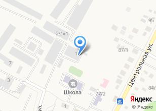 Компания «УфаТоргМет» на карте
