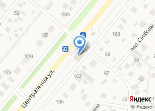 Компания «Байрам сеть супермаркетов» на карте