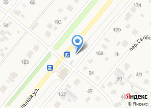 Компания «ЭФ» на карте