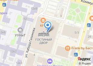 Компания «MayBe Dance» на карте