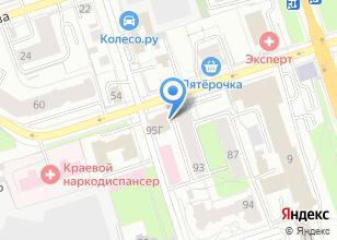 Компания «Домонлайн.ИНФО» на карте