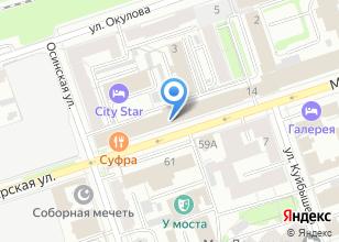 Компания «Текст» на карте