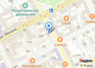 Компания «Перископ» на карте