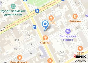 Компания «Районка» на карте