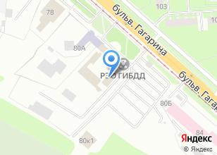 Компания «Гаи.Пермь.ру» на карте