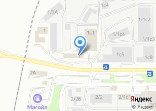 Компания «Строим беседки» на карте