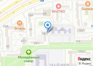 Компания «Артель Комплексный монтаж» на карте