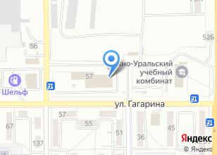 Компания «Легион-С» на карте