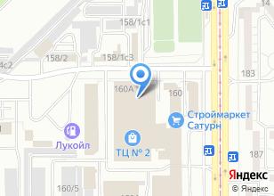 Компания «Магазин спецодежды и обуви» на карте
