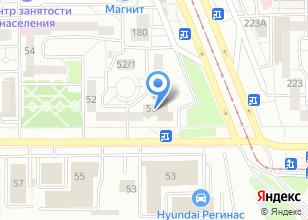 Компания «Аvтомир» на карте