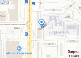 Компания «СветАлина» на карте