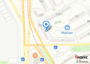 Компания «Вариант-М» на карте