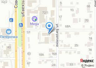 Компания «КаркасПрофильКомплект» на карте
