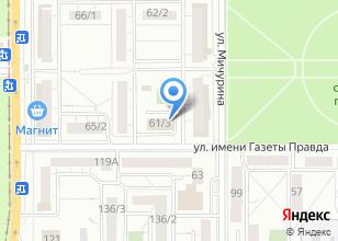 Компания «МеталлСтройКомплект» на карте