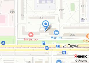 Компания «Профилекс» на карте