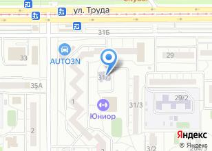 Компания «Спецпошив-М» на карте