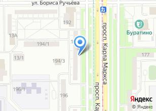 Компания «Окна на Veka» на карте