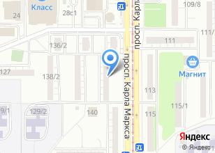 Компания «Окна Мастер» на карте