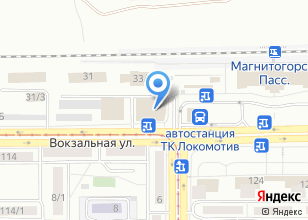 Компания «Фруктовый Рай» на карте