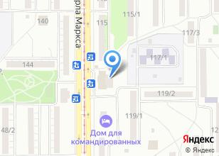Компания «Дом праздника» на карте
