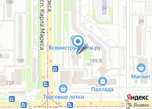 Компания «Быстровозводимые дома» на карте