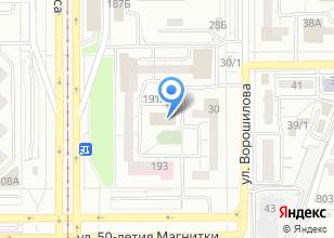 Компания «Импров» на карте
