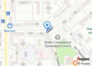 Компания «ЭнергоМет» на карте