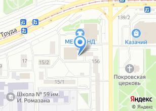 Компания «Офис телеком» на карте