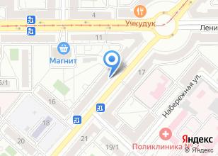 Компания «ИНТЕКС» на карте