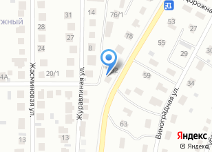 Компания «Аккумуляторный мир» на карте