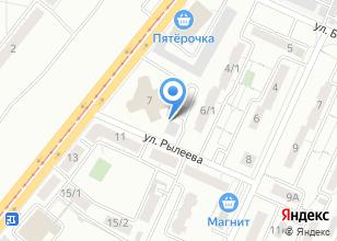 Компания «Ремстрой-2» на карте