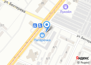 Компания «ТЕХДОК» на карте