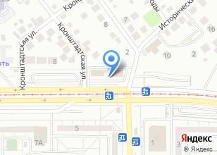 Компания «ТехноСипСтрой» на карте
