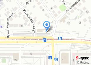 Компания «ЮжУралАккумулятор» на карте