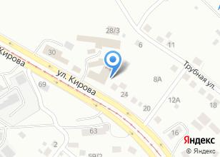 Компания «ЗИМА» на карте