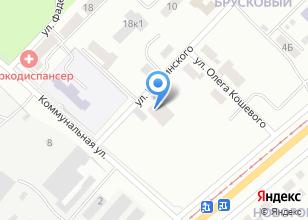 Компания «ОВДО» на карте
