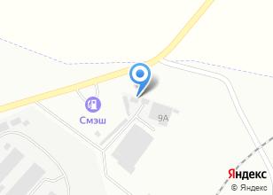 Компания «УралПромСталь» на карте