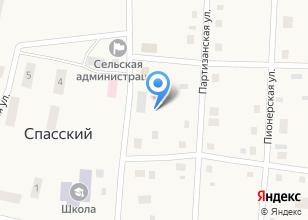Компания «Волна торгово-бытовой центр» на карте