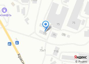 Компания «Наш Стиль» на карте