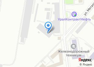 Компания «НТЗЭИ» на карте