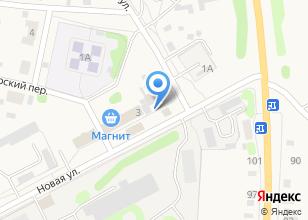 Компания «Строящееся административное здание по ул. Новая (с. Николо-Павловское)» на карте