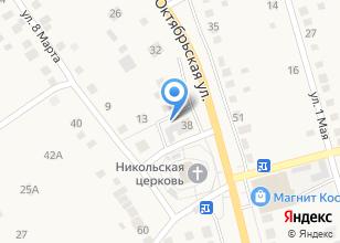 Компания «ЭксТра» на карте