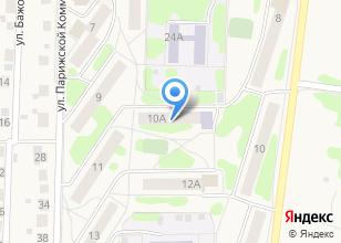 Компания «Орден почета» на карте