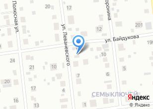 Компания «Бежин луг» на карте