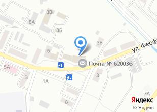 Компания «Строительно-монтажная компания» на карте
