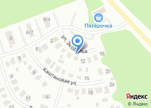 Компания «ЭКОДОЛЬЕ» на карте